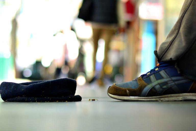 Anthony – Eine ganz besondere Begegnung in den Straßen von Melbourne