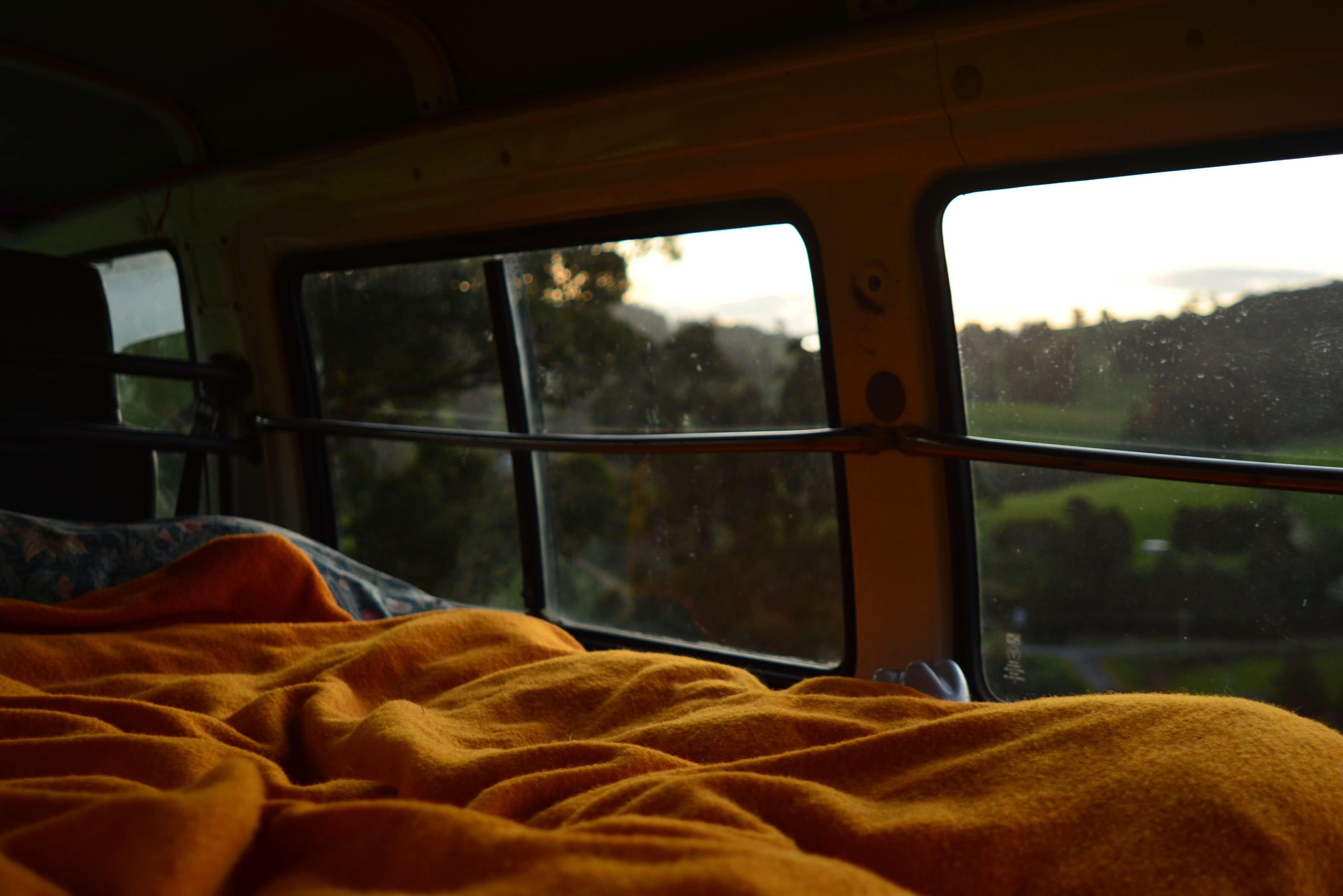 wwoofen, Australien, reisen mit bus